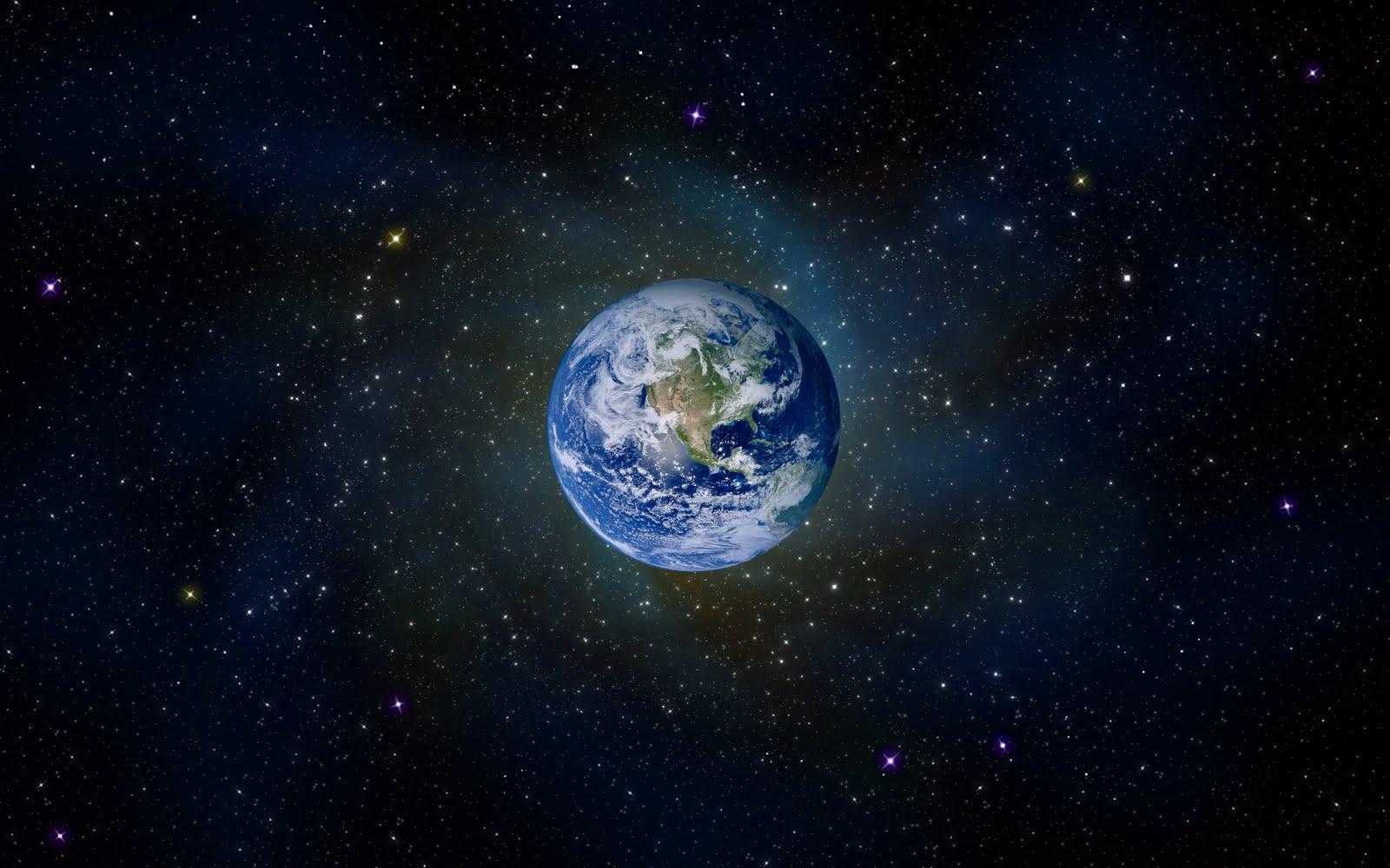 E anche oggi la terra ruota su se stessa nel suo moto perpetuo e ci regala un altro giorno